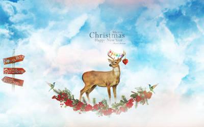 Merry Xmas by AndreaAndrade