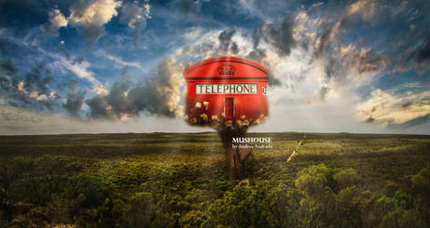 Mushouse by AndreaAndrade