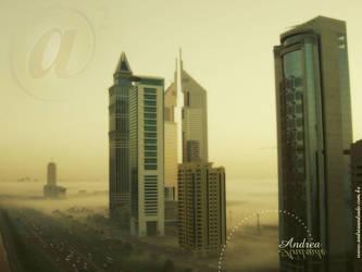 Dubai by AndreaAndrade