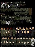 Yugoslav Pixel Art tools by Milosh--Andrich