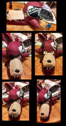 Withered Foxy Commission by yukisama23