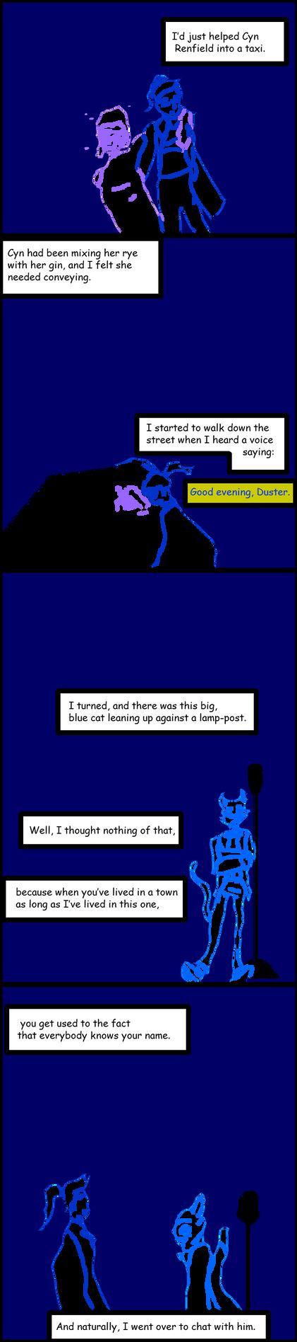When Zayzay met Duster by JJoseph