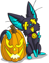 Happy Halloween! by AlkseeyaKC