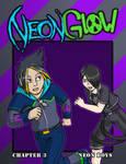 Neon Glow Chapter 3 Cover: Neon Boys by AlkseeyaKC