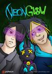 Neon Glow Series Cover by AlkseeyaKC