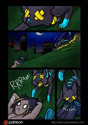Neon Glow Page 2 by AlkseeyaKC