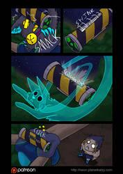 Neon Glow Page 12 by AlkseeyaKC