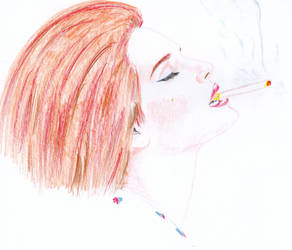 Lana D.R. by Shayca