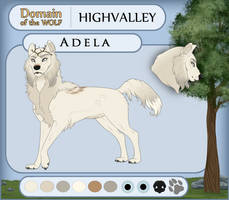 DotW   Adela   High Council by Ink-Bruises