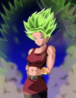 SSj Kale by ultimateEman