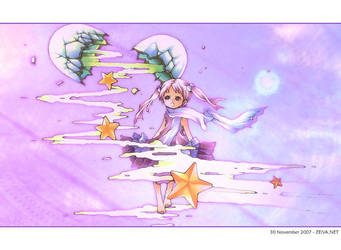 Birth of Stars by zeiva