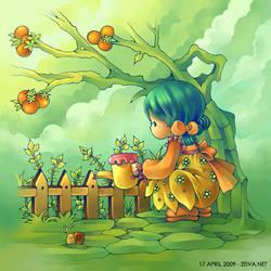 Little Garden by zeiva