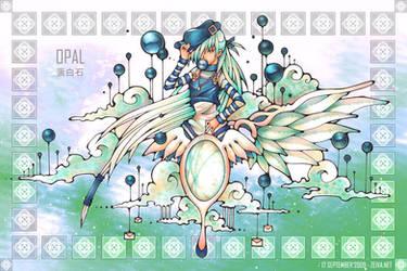 Opal by zeiva