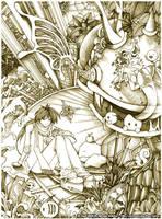 Wonderland by zeiva