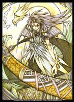 Dragon Keeper by zeiva