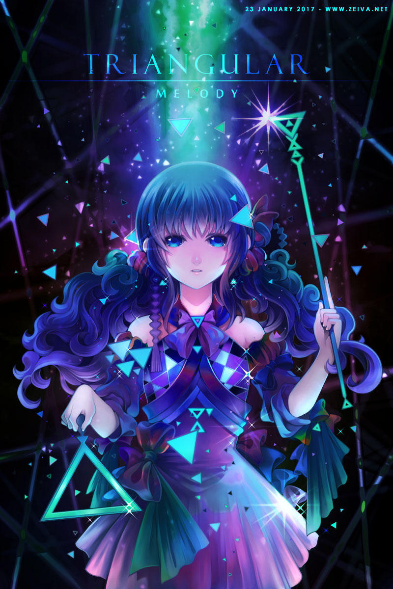 Triangular Melody by zeiva