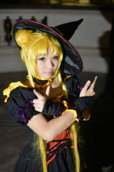 sailor moon halloween verison by Rachel95tangtang