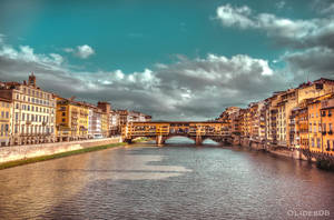 Autumn in Florence by olideb08