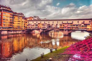 Ponte Vecchio by olideb08