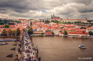 Roofs of Prague V by olideb08