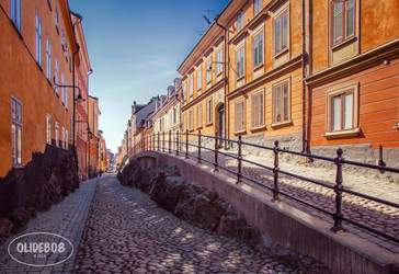 Street of Stockholm II by olideb08