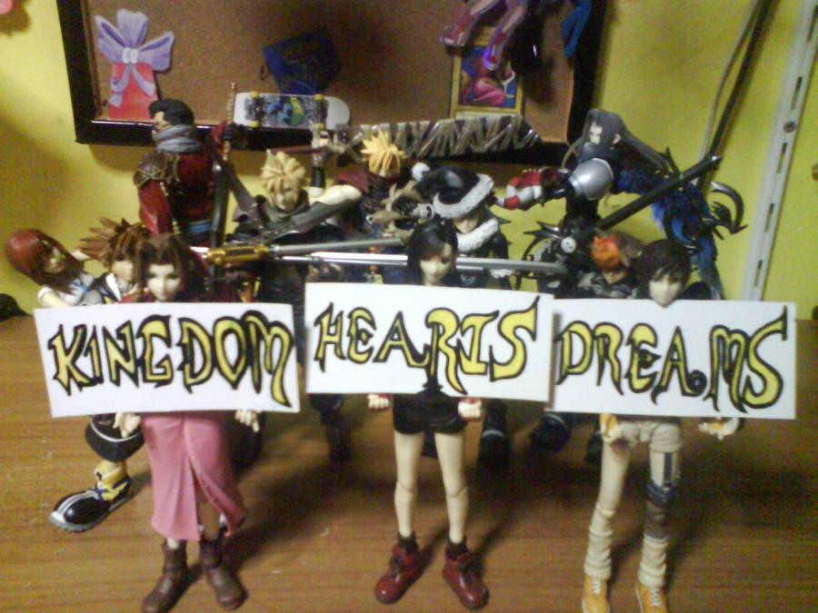 KingdomHeartsDreams's Profile Picture