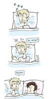 DW: In Bed by weallscream4icecream