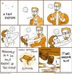 Valve: Ooh Mr. Valve Hero by weallscream4icecream