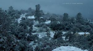 In a world of frozen memories by Atomickitten34