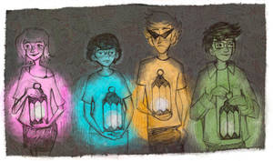 lanterns by ReinardFox