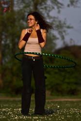 Hula Hoop by ChristophMaier