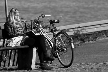 Taking a Break by ChristophMaier