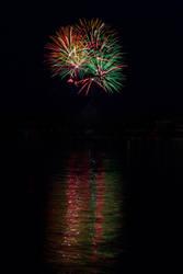 Fireworks XXXII by ChristophMaier