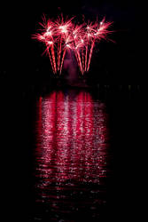 Fireworks XXV by ChristophMaier