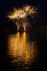 Fireworks XXIII by ChristophMaier