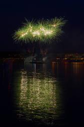 Fireworks XVIII by ChristophMaier