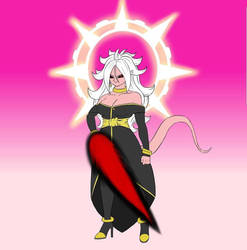 Android 21 (All kais absorbed by jalampkin15