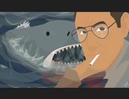 Jaws by RockyRoark