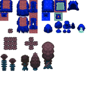 DoT Day21 - Distortion World Remake Tiles by Phyromatical