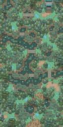 Darkrain Swamp by Phyromatical