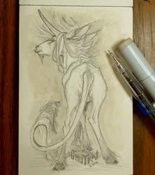 Unicorn Project: 2 by chutkat