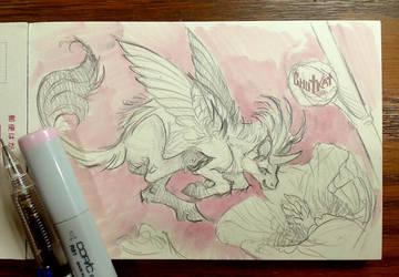 Unicorn Project: 3 by chutkat