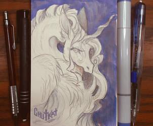 Unicorn Project: 4 by chutkat