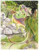 Tropical Dragon. by chutkat
