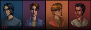 Teenage...Ninjas? by Limlight