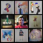 Art VS Mario9919 by Mario9919