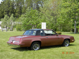 1986 Oldsmobile Cutlass Supreme by joel86442