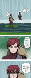 Possessed [Gaara Week 2019] by Sandy--Apples