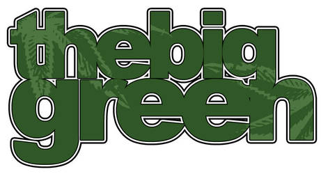 the big green logo by zombiekristen