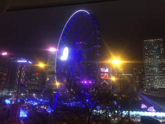 Ferris Wheel by kaester1